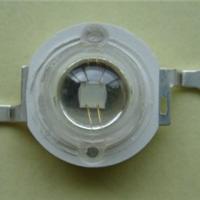 大功率LED灯珠1W蓝光  采用奇力35mil芯片