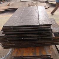 矿山耐磨复合板中部槽料仓下料口