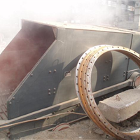 钢铁厂耐磨复合板冲渣沟溜槽料斗刮刀壁板