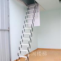 供应山东阁楼伸缩楼梯。伸缩楼梯。