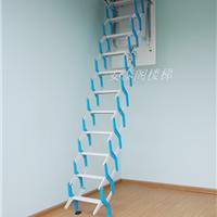 供应阁楼伸缩楼梯|电动梯子|高配折叠楼梯