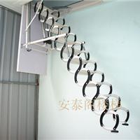 供应北京电动缩楼梯,山东自动伸缩楼梯