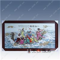 供应瓷板画,家居装饰画,定做家具镶嵌瓷板