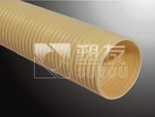供应PVC双壁波纹管,PVC穿线管