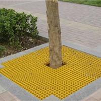 无锡树篦子树围子推荐用常州玻璃钢树池盖板