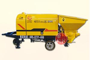 供应混凝土湿喷机矿用泵式湿喷机