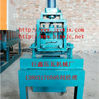 数控百叶窗压型设备南皮县巨鑫压瓦机械厂