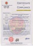 玻璃钻孔机CE证书