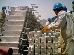 供应铝阳极、铝合金、铝合金牺牲阳极