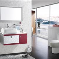 供应广东佛山豪华高档新款式不锈钢浴室柜厂