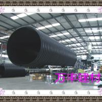 四川成都钢带增强聚乙烯(HDPE)螺旋波纹管