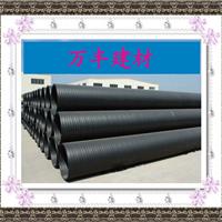 供应四川成都HDPE双平壁缠绕管