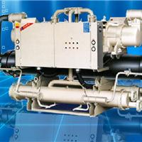 供应三合一风冷螺杆式冷热水机