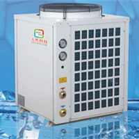 供应空气源热泵热水器(北方除霜高温热泵)