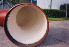 供应陶瓷贴片耐磨管