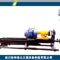 二,特点:  1,该钻机采用电机经高性能减速器作回转动力;用