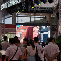 LED大屏幕租赁屏-室内P5全彩LED显示屏