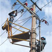 供应绝缘电力工作平台