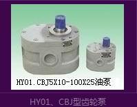 供应泰力HY01-3X5-100X25齿轮泵