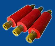 特种耐高温硅胶辊无锡中大橡塑科技公司专业生产