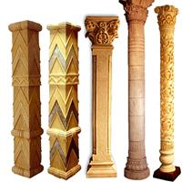供应GRC罗马柱,欧式罗马柱构件,GRC檐口线脚