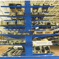 悬臂式货架供应商  批发厂  销售中心―中天商用设备
