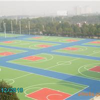苏州塑胶篮球场专业施工单位