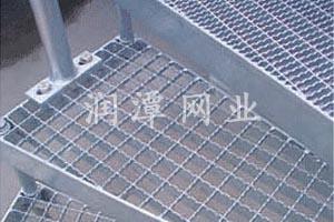 供应钢格板 格栅板  沟盖板  踏步板