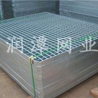 供应钢格板、格栅板、踏步板、沟盖板