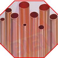 洛铜T1、T2、T3精密紫铜管