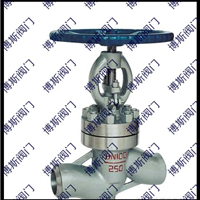 J61Y -100C高压焊接截止阀