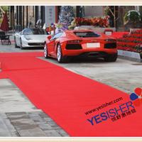 供应婚庆红地毯,迎宾地毯,舞台地毯