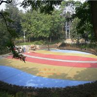 供应生态环保透水地坪,彩色透水混凝土地坪
