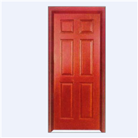 木门厂家直销实木复合门欧式六格2