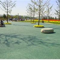 彩色生态透水地坪――装饰美观,美化城市