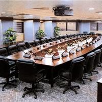 香港会议桌,铜锣湾酒店家具,东区办公班台订做,离岛实木家具