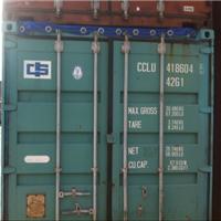 供应宁波二手集装箱厂家服务全国轩众集装箱