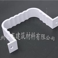 重庆【PVC棕色天沟方形雨水管】厂家直销