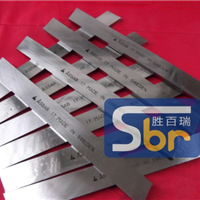 白钢密度 ASSAB 17高质量白钢车刀8*35*200