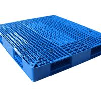 塑料托盘厂家供应双面网格1211