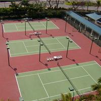 网球场施工、设计