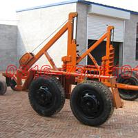 上置式电杆运杆车