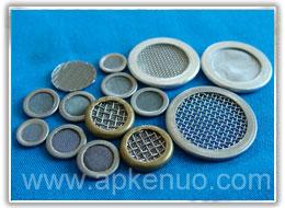 化纤专业滤片 包边过滤网片 润滑油过滤网片