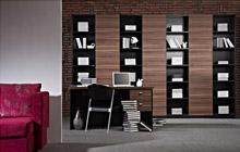 零甲醛板材全屋定制家具――书柜
