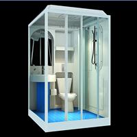 供应河南宾馆酒店专用整体浴室 整体卫生间 整体淋浴房生产