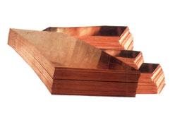 供应黄铜排紫铜排铍铜排环保材料