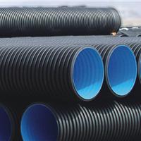供应聚乙烯HDPE双壁波纹管