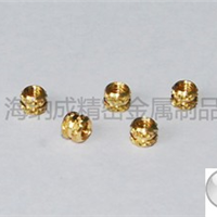 供应热熔螺母M1.2、M1.4、M1.6、M1.7、M2.0