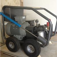 NRJ 350巴除油漆、除顽固垢层高压清洗机