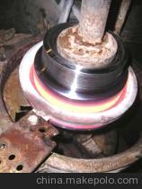 供应高效率驱动轮淬火设备
